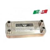 17B1901215 Теплообменник вторичный VAILLANT Atmo/Turbo Max PRO/PLUS (065131