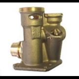 178978 Трехходовой клапан (старого образца без электропривода) Vaillant tur