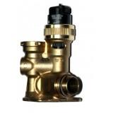 178978С Трехходовой клапан латунный VAILLANT Turbo/AtmoTEC Pro/Plus, EcoTec