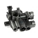 711033700В Гидроблок правый ( группа возврата ) BAXI Fourtech, ECO5 Compact