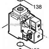 5670620 Газовый клапан BAXI LUNA HT