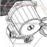 S1024000 Насосная часть SAUNIER DUVAL Isofast 35 EA