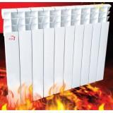 Радиатор алюминиевый ААА 96В/500 литой