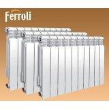 Радиатор алюминиевый FERROLI POL 500/10